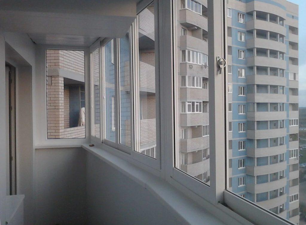 Остекление балкона в хрущевке новокузнецк цена - bengalwood..
